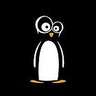 Nerdy Penguin by Jessica Alvaro