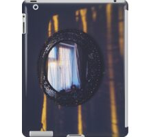 Mirror Window Sunset Reflection iPad Case/Skin