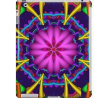Heart shaped flower fractal iPad case iPad Case/Skin