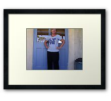 Australia Day sp Framed Print