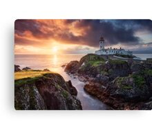 Fanad Light Canvas Print