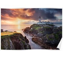 Fanad Light Poster