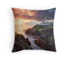 Fanad Light Throw Pillow