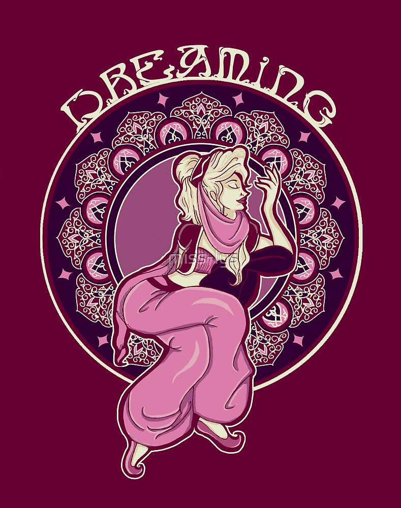Dreaming of Jeannie by miss-lys