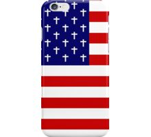USA death iPhone Case/Skin