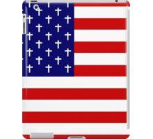 USA death iPad Case/Skin