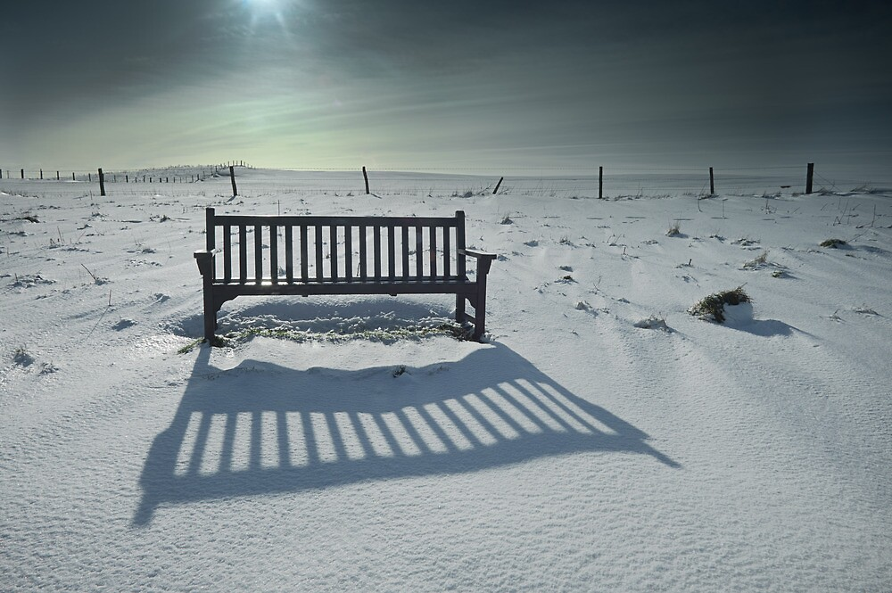 The Cold Lonely Seat. by Kit347
