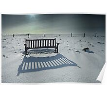 The Cold Lonely Seat. Poster