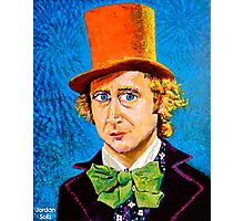 Wonka Photographic Print