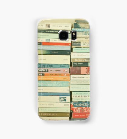 Bookworm Samsung Galaxy Case/Skin