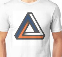 infinity triangle Unisex T-Shirt