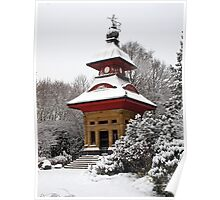 Observatory in The Snow Poster