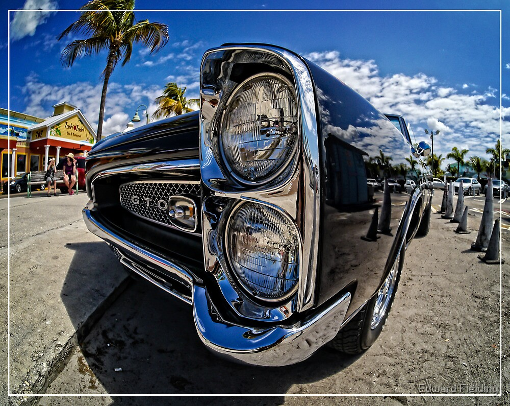 Classic GTO in Fort Myers by Edward Fielding