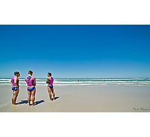 Fremantle SLSC Lifeguards  Photographic Print