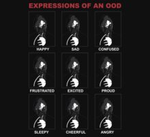 Expressions of an Ood by B4DW0LF