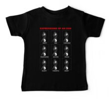 Expressions of an Ood Baby Tee