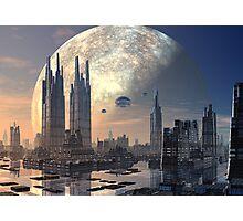 Future City Photographic Print