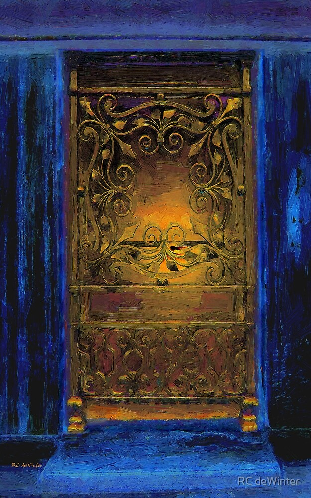 The Hinges of Hell by RC deWinter