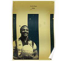 Cyrille Regis - WBA Poster