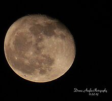 Moon 11-30-12 by Donna Anglin Husband