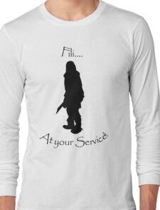 Fili bff shirt Long Sleeve T-Shirt