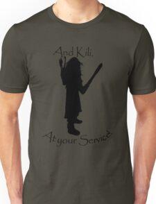 Kili bff shirt Unisex T-Shirt