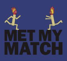 Met My Match by JacobNolan