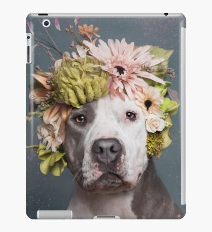 Flower Power, Pickles iPad Case/Skin