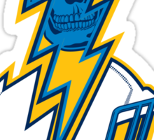 SD Charged up Sticker