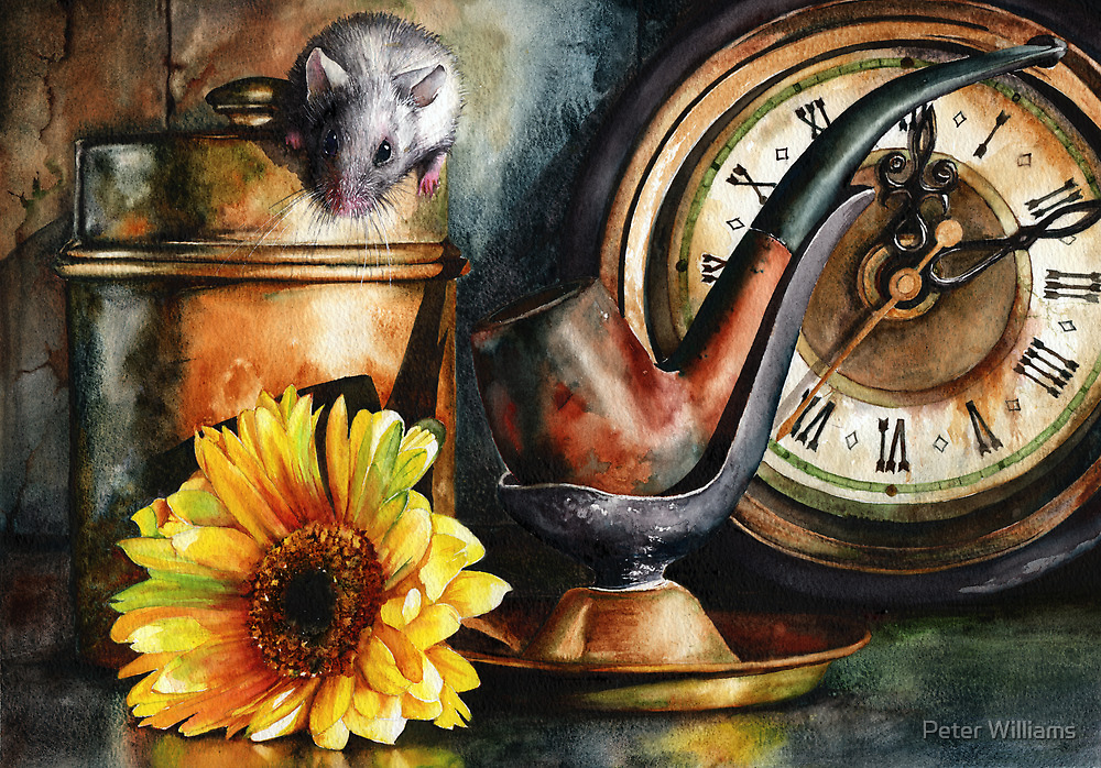 As Time Goes By by Peter Williams