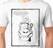 Argument Invalid Unisex T-Shirt
