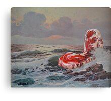 Point Steak Canvas Print