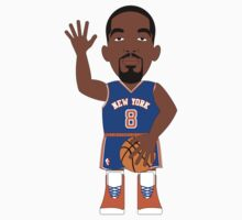 NBATOON - JR Smith by D4RK0