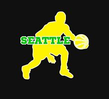 Seattle Basketball Zipped Hoodie