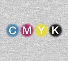 CMYK 1 One Piece - Long Sleeve
