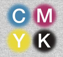 CMYK 2 One Piece - Long Sleeve