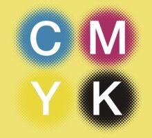 CMYK 2 Kids Clothes