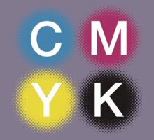 CMYK 2 Kids Tee
