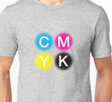 CMYK 2 Unisex T-Shirt
