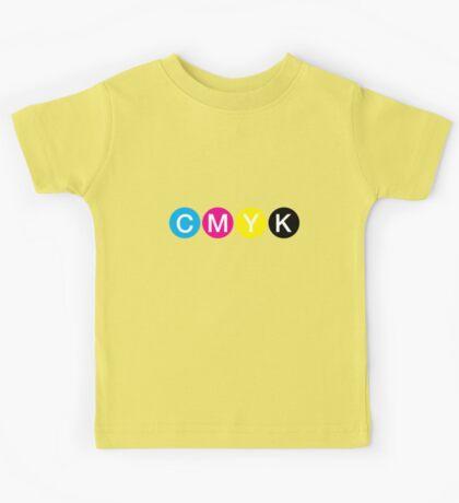 CMYK 3 Kids Tee
