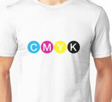 CMYK 3 Unisex T-Shirt