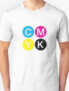 CMYK 4 T-Shirt