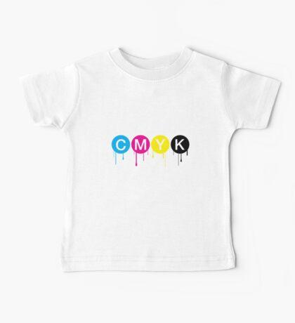 CMYK 5 Baby Tee
