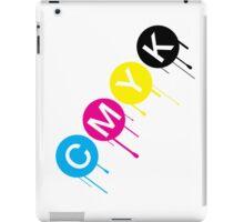 CMYK 5 iPad Case/Skin