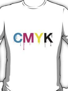 CMYK 6 T-Shirt