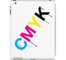 CMYK 6 iPad Case/Skin