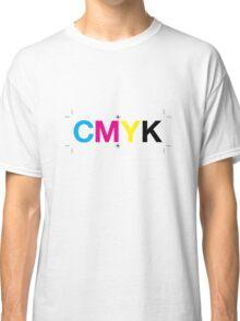 CMYK 7 Classic T-Shirt