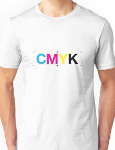 CMYK 7 Unisex T-Shirt