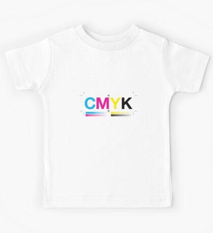 CMYK 8 Kids Tee