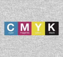 CMYK 9 by electricFIELD